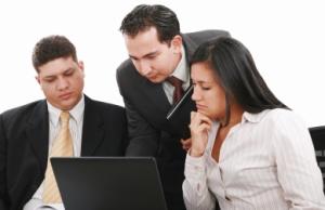 el lider es clave en la implementacion de la aplicacion de gestion