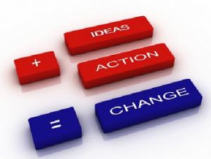 la gestion del cambio de un programa erp